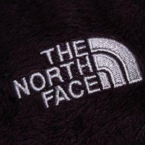 The North Face Jackets & Coats - The North Face Galaxy Purple Sherpa Osito Jacket
